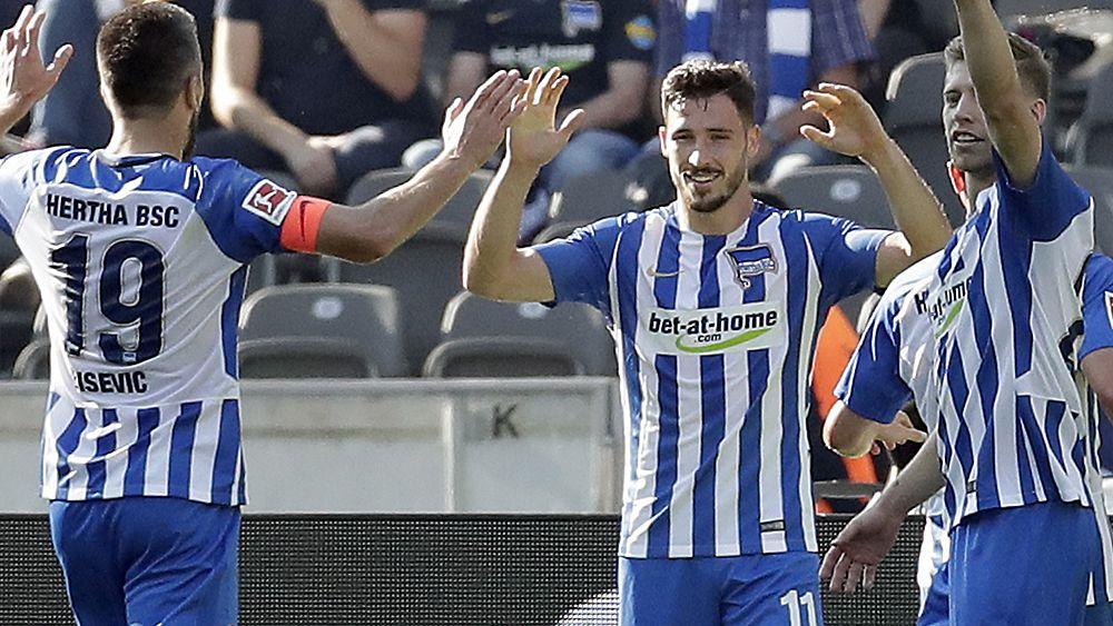 Football: Socceroos Mathew Leckie and Robbie Kruse score in Bundesliga