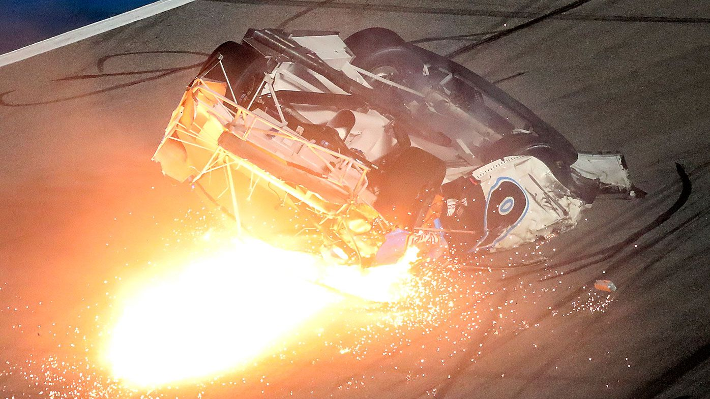 The common Nascar manoeuvre which led to Ryan Newman's horror crash at Daytona 500