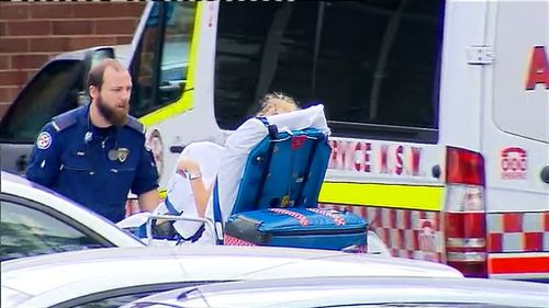 Two students and a teacher were injured. (9NEWS)