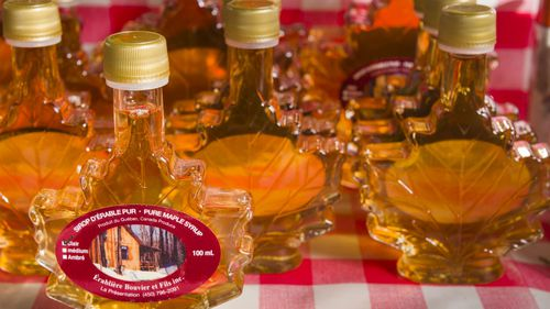 Canadian thieves steal $150,000 worth of maple syrup
