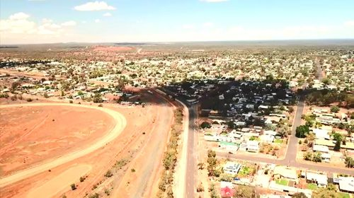 The killing took place in Cobar in western NSW.