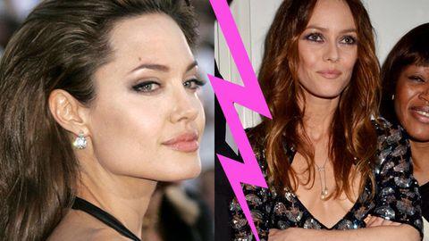 Vanessa Paradis blames Angelina Jolie for her split from Johnny Depp