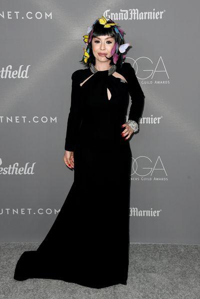 Costume Deesigner Dawn Ritzat the 20th Annual Costume Designers Awards