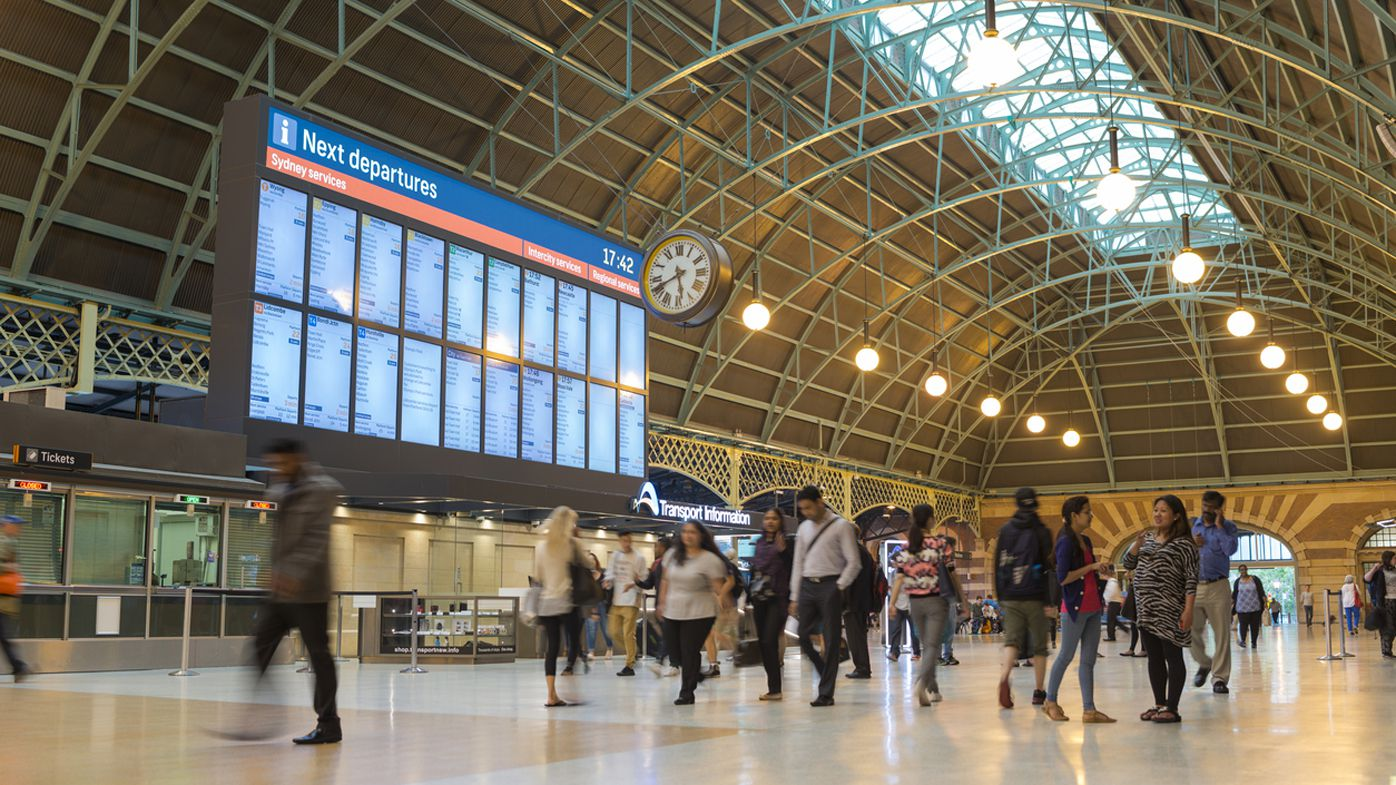 Sydney-central-station