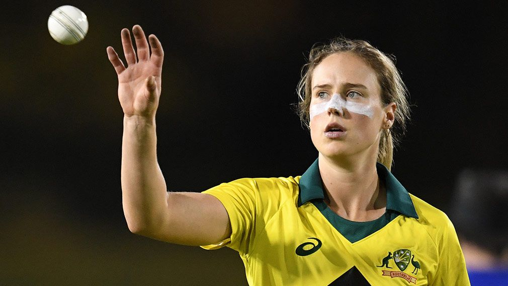 Ellyse Perry wins ICC's top women's gong