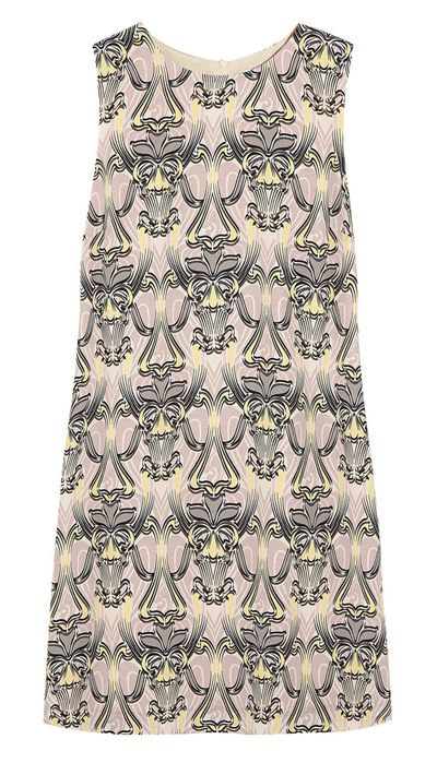"<p><a href=""http://www.theoutnet.com/en-AU/product/M-Missoni/Printed-silk-crepe-de-chine-mini-dress/481161"" target=""_blank"">Dress, approx. $332, M Missoni at theoutnet.com</a></p>"