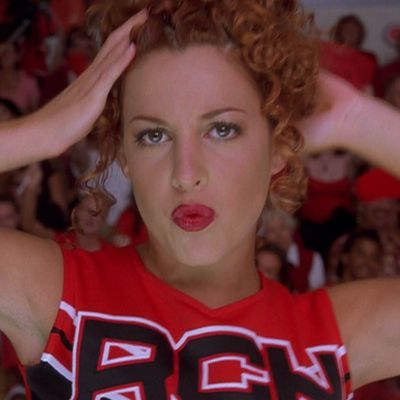 Lindsay Sloane as Big Red: Then