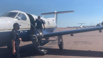 Two Sydney travellers to face court over alleged lies to enter NT