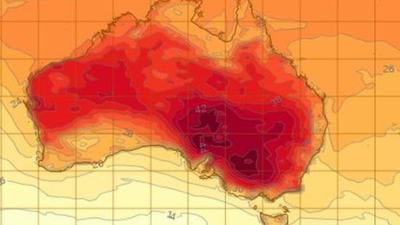 Another scorcher for parts of Australia while some feel cool relief