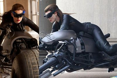 In <i>Catwoman</i>