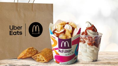The Apple Pie McFlurry is back