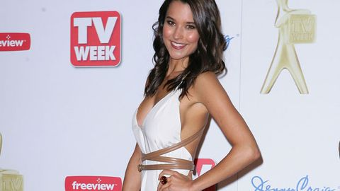 Home and Away star Rhiannon Fish received death threats from fans of boyfriend Reece Mastin