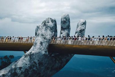<strong>Golden Bridge, Vietnam</strong>