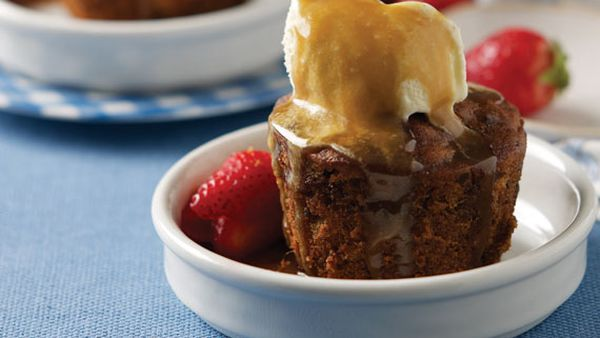 Rena Patten's gluten-free sticky date pudding