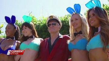Hugh Hefner dies
