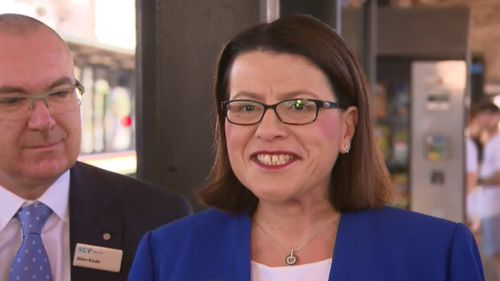 Victorian Health Minister Jenny Mikakos spoke about the new policy today.