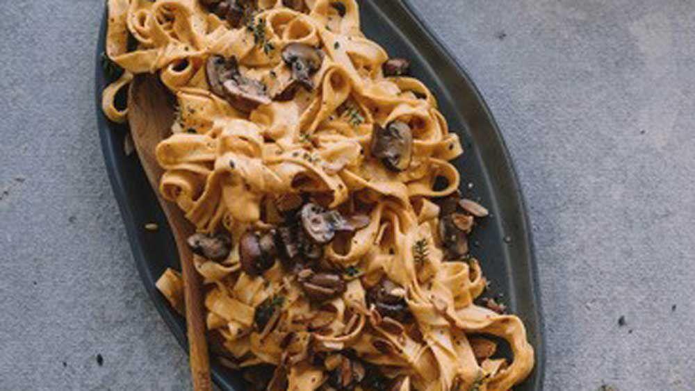 Taline Gabriel's Cheesy Pasta