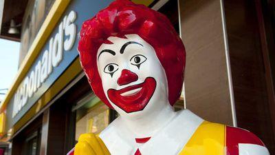 #1 McDonald's