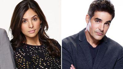 Gabi Hernandez (Camila Banus) and Rafe Hernandez (Galen Gering)