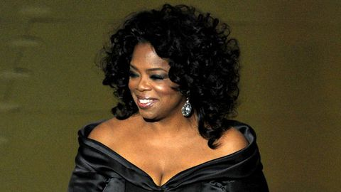 Now Oprah has a street named after her