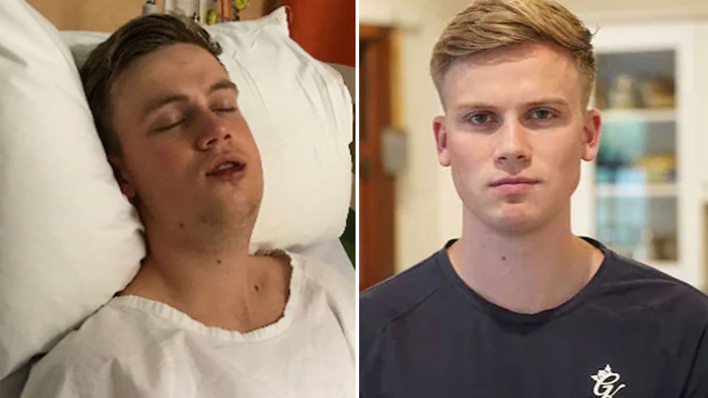 Ex-Socceroo Craig Foster slams Football NSW's 'disgraceful' treatment of one-punch victim Angus Chance