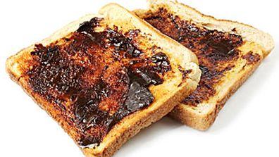 Vegemite on toast (Getty)