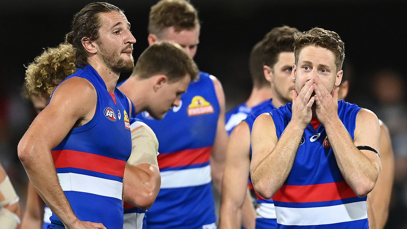 'We won't be idle': Western Bulldogs to get aggressive at trade table after being dumped out of finals