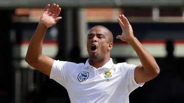 South Africa's Vernon Philander