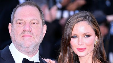 Georgina and Harvey Weinstein