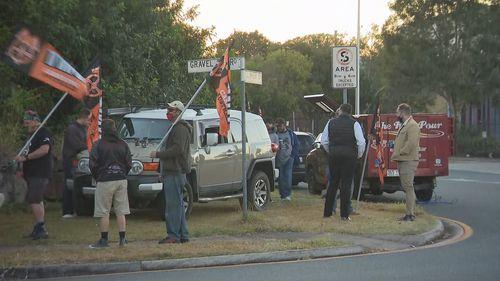 StarTrack Queensland strike