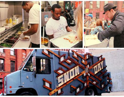 Food truck changes lives by giving jobs to former inmates