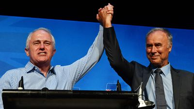 PM Turnbull 're-energised' by John Alexander's win