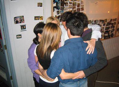 David Schwimmer, Friends: The Reunion