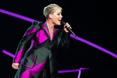 Pink wows in the first of a 35 part tour