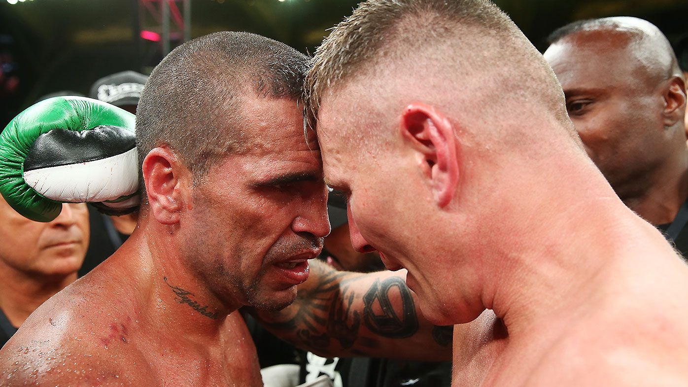 'Our rivalry was and is real': Danny Green pays tribute to Anthony Mundine after retirement