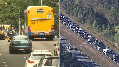 Commuter frustration as road speeds plunge across Brisbane