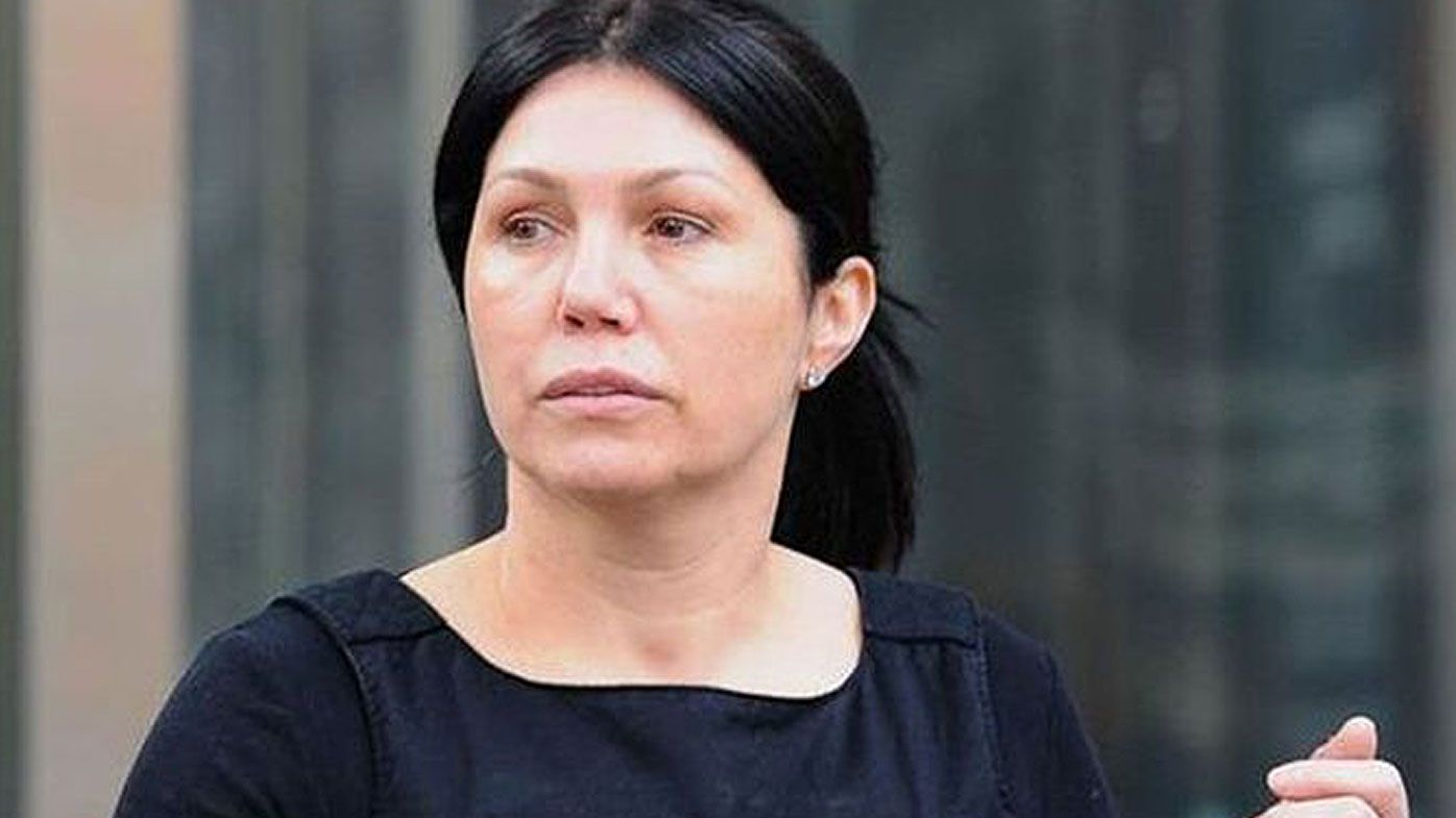 Roberta Williams appeared before Melbourne Magistrates' Court today charged with breaching a community corrections order she received for offences that pre-date 2010.
