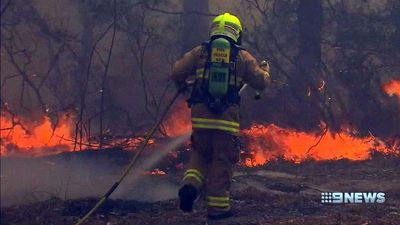 Unrelenting heat and dry winds to create perfect conditions for bushfires