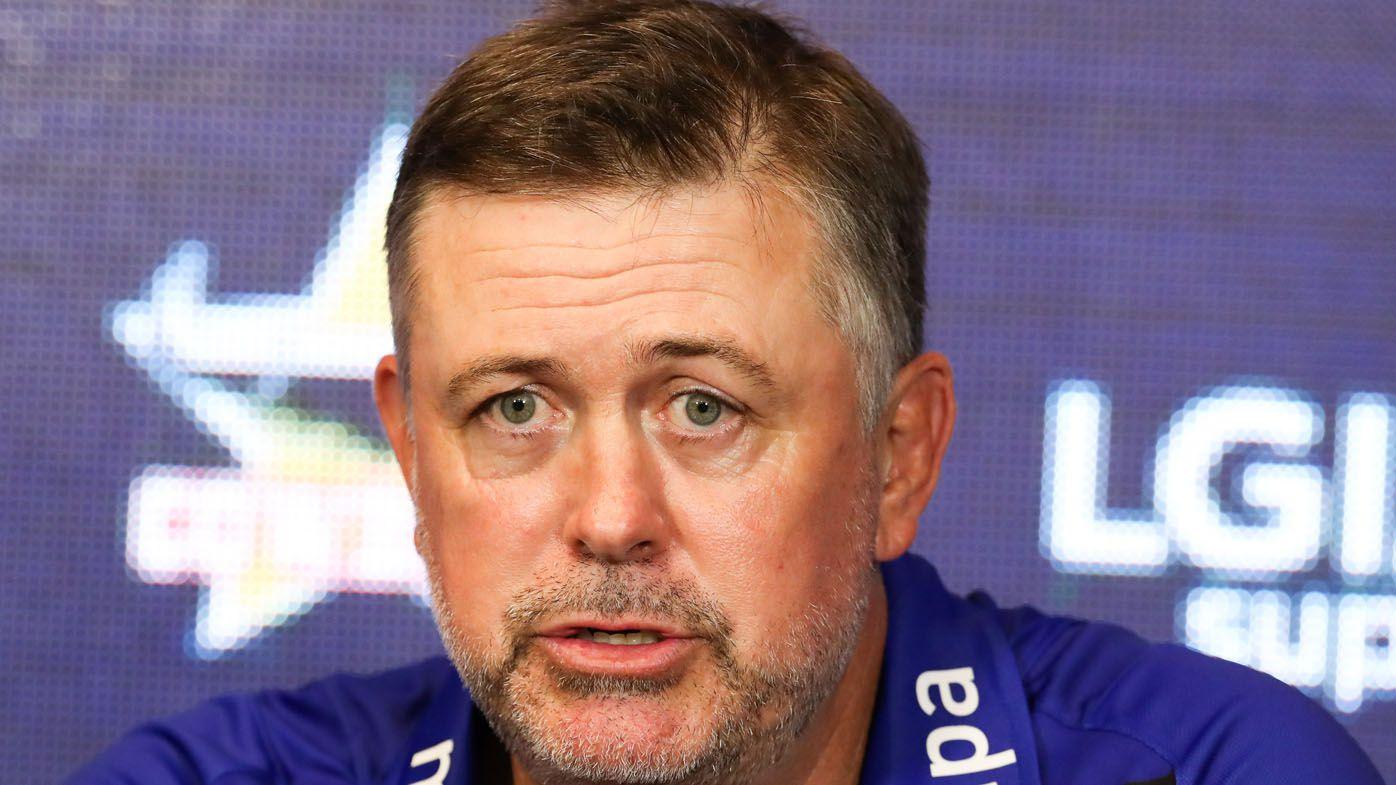 Canterbury Bulldogs coach Dean Pay slugged with $25,000 NRL fine