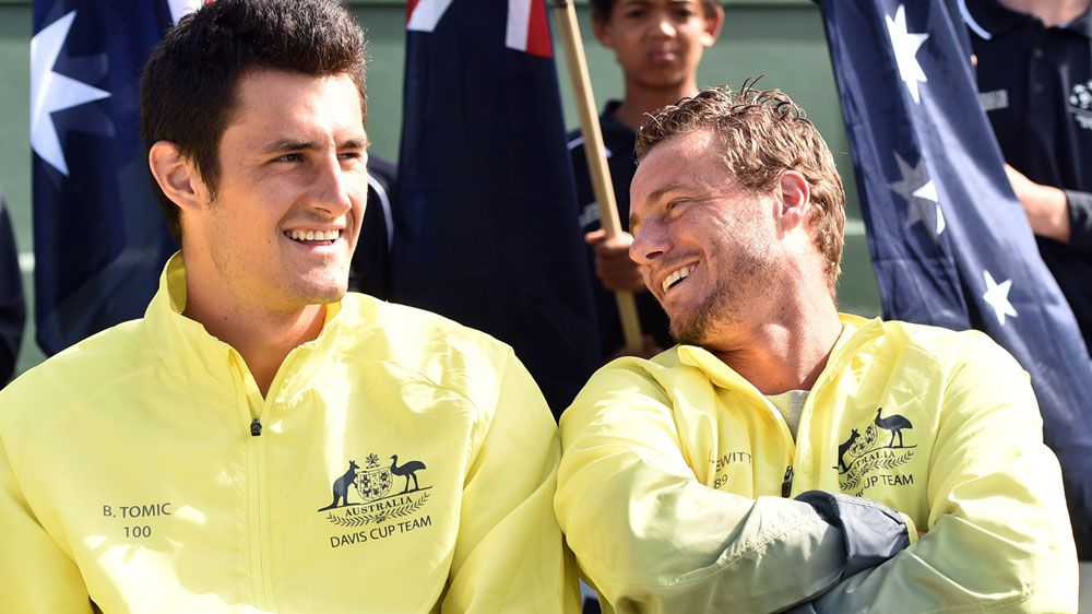 Tomic may never play for Australia again: Hewitt