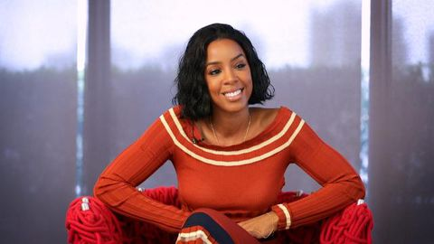 Kelly Rowland reveals why career always comes first.