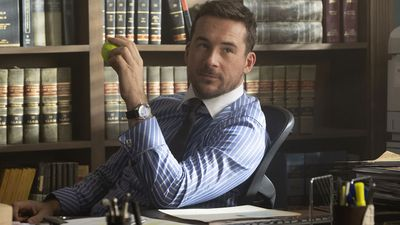 Barry Sloane as Jake Reilly
