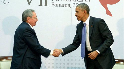 Obama moves to drop Cuba from terror blacklist