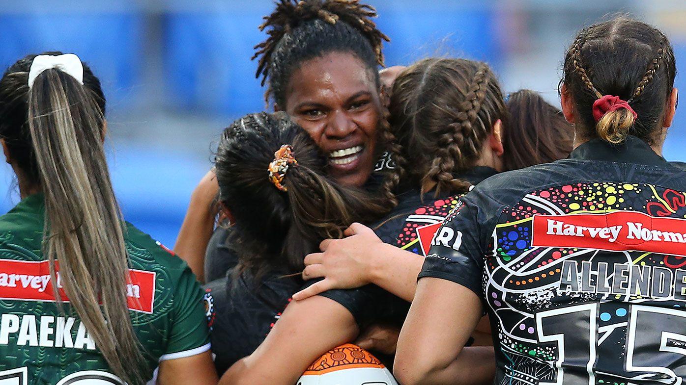 Indigenous women beat Maori All Stars