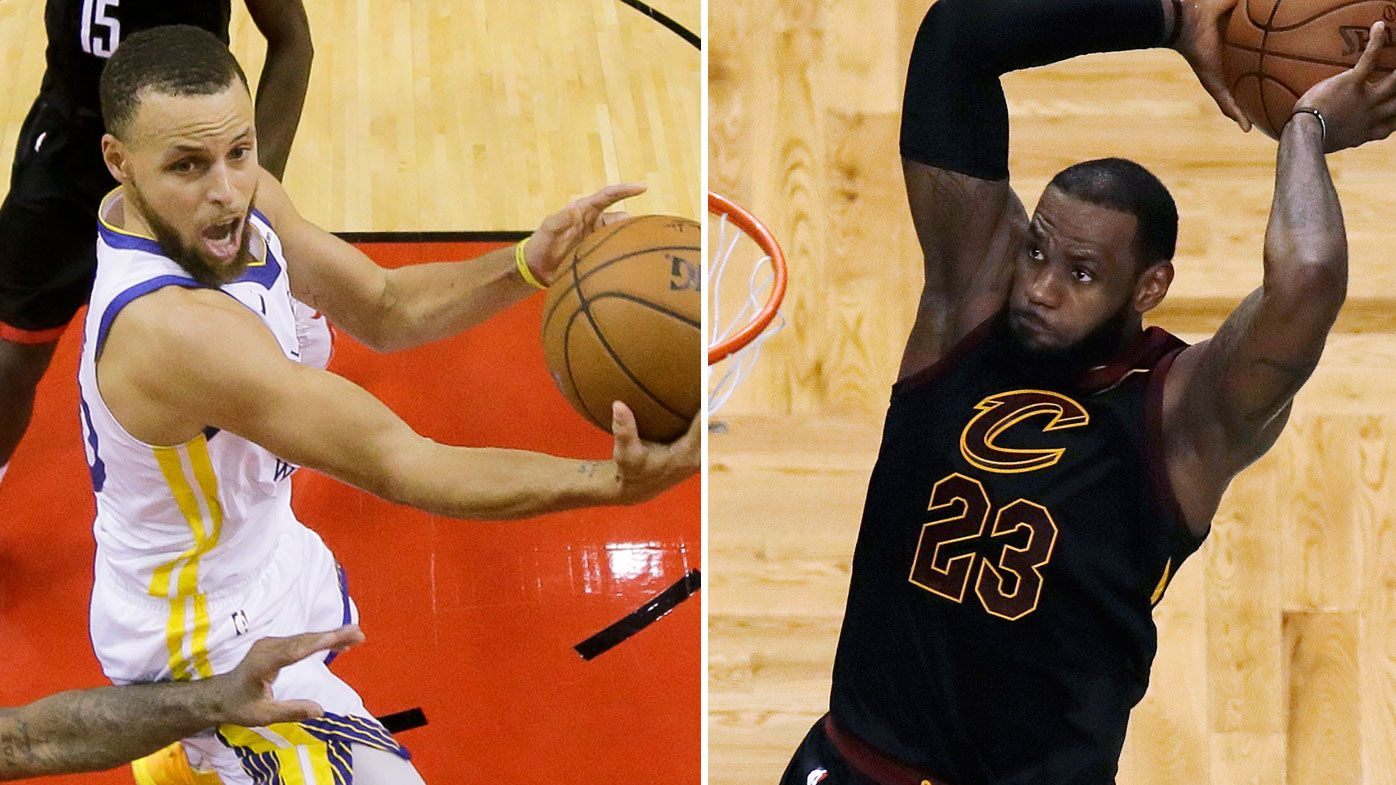 NBA Finals Live: Golden State Warriors vs Cleveland Cavaliers - Game 1