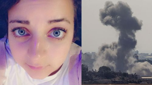 'Might die tonight': Gaza teen tweets as bombs hit