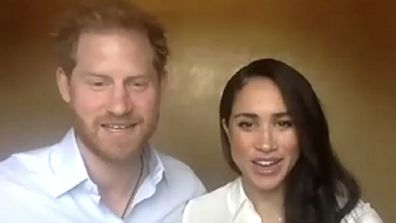 Harry and Meghan join a session hosted by the trust to look at 'fairness, justice and equal rights'. In response to the growing Black Lives Matter movement.