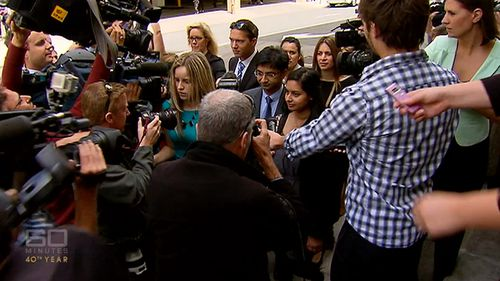 Lloyd Rayney was found not guilty after a high-profile trial.