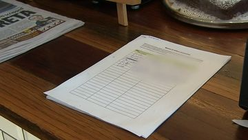 Privacy concerns over contact tracing of personal details in venues