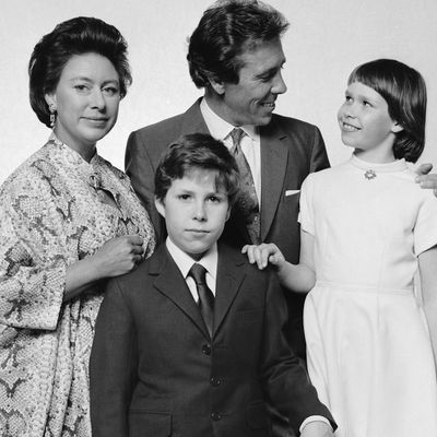 Princess Margaret had two children with husband Lord Snowdon - David, Viscount Linley and Lady Sarah.
